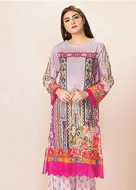 Phulkari by Taana Baana Embroidered Lawn Unstitched 2 Piece Suit TB20P PH-1419 AD - Spring / Summer Collection