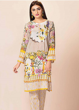 Phulkari by Taana Baana Embroidered Lawn Unstitched 2 Piece Suit TB20P PH-1420 BD - Spring / Summer Collection