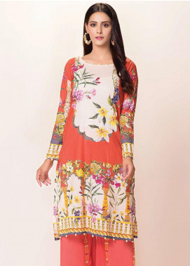 Phulkari by Taana Baana Embroidered Lawn Unstitched 2 Piece Suit TB20EF 1420AD - Eid Collection