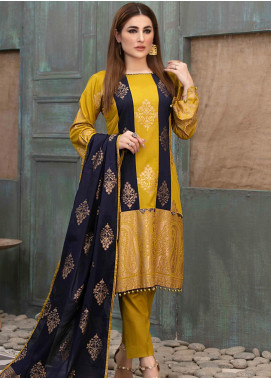 Prestige by Riaz Arts Embroidered Banarsi Unstitched 3 Piece Suit P20RA 26 - Summer Collection