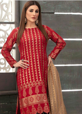 Prestige by Riaz Arts Embroidered Banarsi Unstitched 3 Piece Suit P20RA 31 - Summer Collection