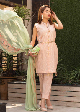 Puri Fabrics Embroidered Lawn Unstitched 3 Piece Suit PF20EM 3 - Spring / Summer Collection