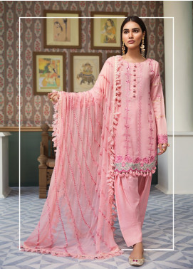 Raaya by Rang Rasiya Embroidered Karandi Unstitched 3 Piece Suit RY19K 706 B - Formal Collection