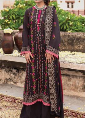 Raaya by Rang Rasiya Embroidered Karandi Unstitched 3 Piece Suit RR20R 323 - Winter Collection