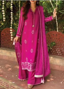 Raaya by Rang Rasiya Embroidered Karandi Unstitched 3 Piece Suit RR20R 325 - Winter Collection