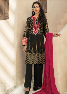 RajBari Embroidered Lawn Unstitched 2 Piece Suit RB20EL 5A - Spring / Summer Collection
