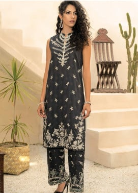 RajBari Embroidered Jacquard Unstitched 2 Piece Suit RB20EL 6A - Spring / Summer Collection