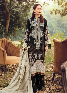 RajBari Embroidered Karandi Winter Collection Design # 6a 2019