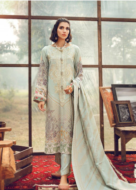 RajBari Embroidered Karandi Winter Collection Design # 6b 2019