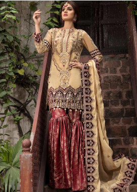 Rang e Bahar by Motifz Embroidered Missouri Unstitched 3 Piece Suit RB20MT 02352 - Luxury Collection