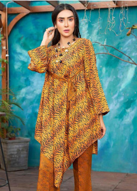 Rangoli by Ittehad Textiles Printed Linen Unstitched 2 Piece Suit ITD20R 3509 A - Winter Collection