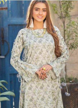 Rangoli by Ittehad Textiles Printed Linen Unstitched 2 Piece Suit ITD20R 3513 B - Winter Collection