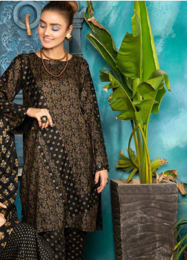 Rangoli by Ittehad Textiles Printed Linen Unstitched 2 Piece Suit ITD20R 3520 A - Winter Collection
