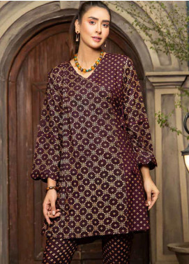 Rangoli by Ittehad Textiles Printed Linen Unstitched 2 Piece Suit ITD20R 3520 B - Winter Collection
