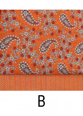 Rangoli by Ittehad Textiles Printed Lawn Unstitched 2 Piece Suits IT20R 42B - Spring / Summer Collection