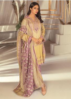 Rangreza Printed Lawn Unstitched 3 Piece Suit RR20PL-10 - Summer Collection
