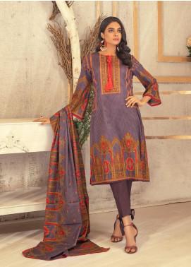 Rangreza Printed Lawn Unstitched 3 Piece Suit RR20PL-5 - Summer Collection