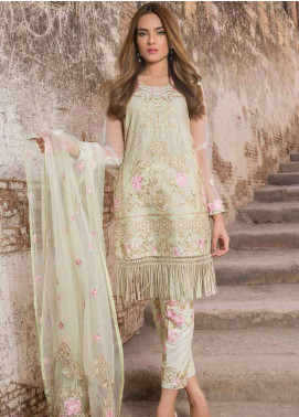 Rani Emaan Embroidered Lawn Unstitched 3 Piece Suit RE18L 05 - Festive Collection