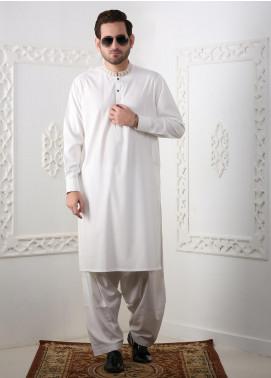 Real Image Wash N Wear Casual Kameez Shalwar for Men -  RI20SK D-433 Off White