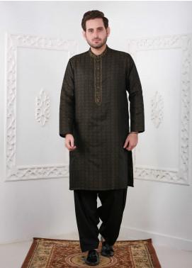 Real Image Wash N Wear Casual Kurtas for Men -  RI20K D-404 Green