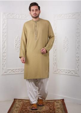 Real Image Wash N Wear Casual Kurtas for Men -  RI20K D-430 Golden