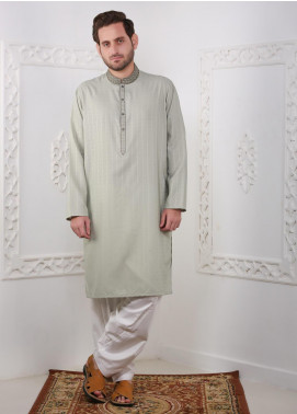 Real Image Wash N Wear Casual Kurtas for Men -  RI20K D-431 Green