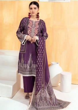 Regalia Textiles Embroidered Lawn Unstitched 3 Piece Suit RG20D-3 1 - Spring / Summer Collection