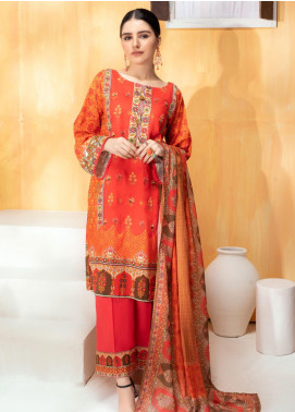 Regalia Textiles Embroidered Lawn Unstitched 3 Piece Suit RG20D-3 2 - Spring / Summer Collection