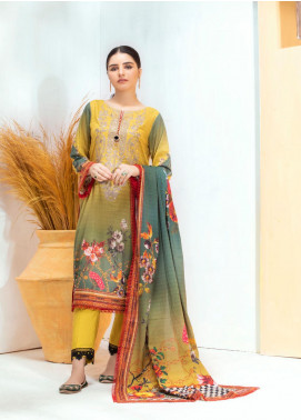 Regalia Textiles Embroidered Lawn Unstitched 3 Piece Suit RG20D-3 7 - Spring / Summer Collection