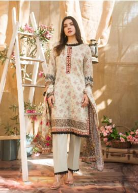 Regalia Textiles Printed Lawn Unstitched 3 Piece Suit RG20DP 13 - Spring / Summer Collection