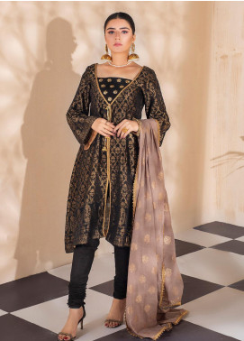 Regalia Textiles Embroidered Jacquard Unstitched 3 Piece Suit RGJ20  5 - Spring / Summer Collection