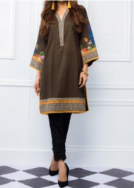 Regalia Textiles Printed Lawn Unstitched Kurties RG20T 4 D-08 - Spring / Summer Collection