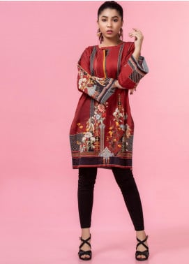 Regalia Textiles Printed Lawn Unstitched Kurties RG20T 1 - Spring / Summer Collection