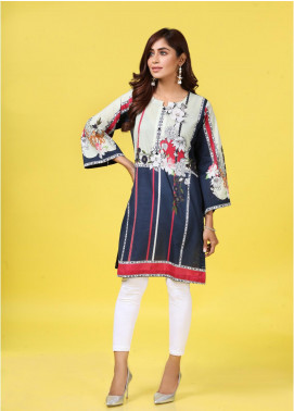 Regalia Textiles Printed Lawn Unstitched Kurties RG20T 14 - Spring / Summer Collection