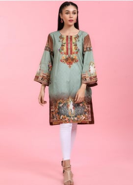 Regalia Textiles Printed Lawn Unstitched Kurties RG20T 6 - Spring / Summer Collection