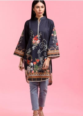 Regalia Textiles Printed Lawn Unstitched Kurties RG20T 8 - Spring / Summer Collection