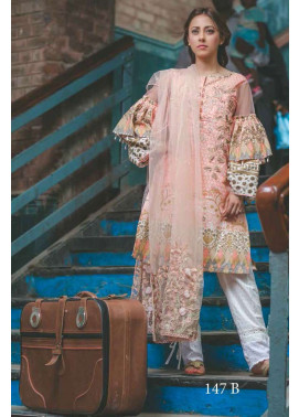 Rang Rasiya Embroidered Lawn Unstitched 3 Piece Suit RGR17C 147B