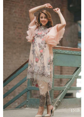 Rang Rasiya Embroidered Lawn Unstitched 3 Piece Suit RGR17C 151B