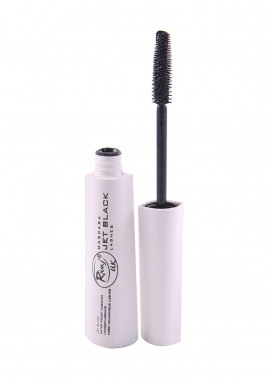 Rivaj UK Jet Black Lashes Mascara - Black