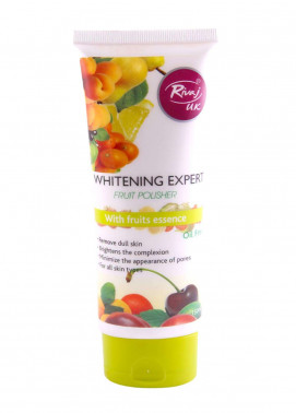 Rivaj UK Whitening Expert Fruit Polisher - 150 ml