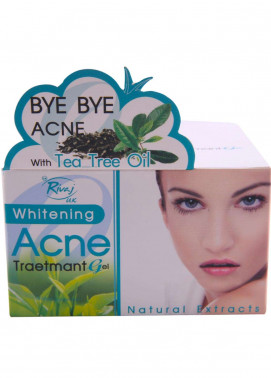 Rivaj UK- Whitening Acne Treatment Gel