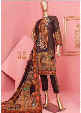 Rung by Al Zohaib Embroidered Lawn Unstitched 3 Piece Suit AZ20-RL2 05 - Spring / Summer Collection