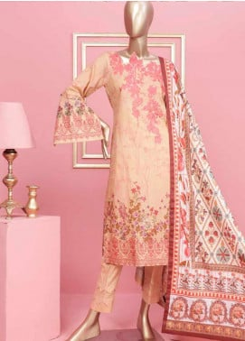 Rung by Al Zohaib Embroidered Lawn Unstitched 3 Piece Suit AZ20-RL2 06 - Spring / Summer Collection