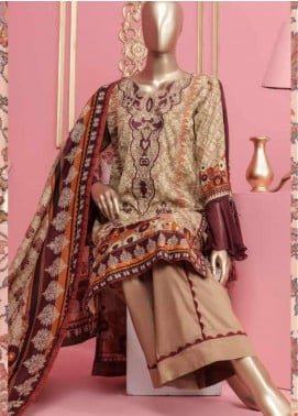 Rung by Al Zohaib Embroidered Lawn Unstitched 3 Piece Suit AZ20-RL2 07 - Spring / Summer Collection