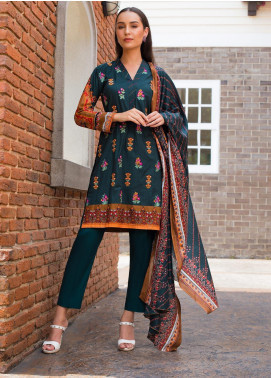 Sahil By ZS Textiles Embroidered Lawn Unstitched 3 Piece Suit SL19MS 2B - Mid Summer Collection