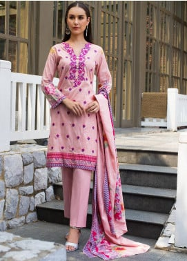 Sahil By ZS Textiles Embroidered Lawn Unstitched 3 Piece Suit SL19MS 5A - Mid Summer Collection