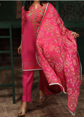 Sahil by ZS Textile Embroidered Lawn Unstitched 3 Piece Suit ZS20MS 1B - Summer Collection
