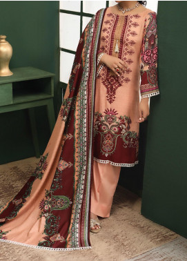 Sahil by ZS Textile Embroidered Lawn Unstitched 3 Piece Suit ZS20MS 4B - Summer Collection
