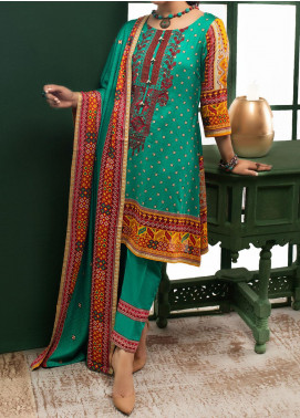 Sahil by ZS Textile Embroidered Lawn Unstitched 3 Piece Suit ZS20MS 5B - Summer Collection