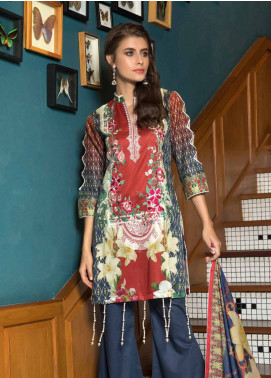 Salina by Regalia Embroidered Lawn Unstitched 3 Piece Suit SAL19L 03 - Spring / Summer Collection